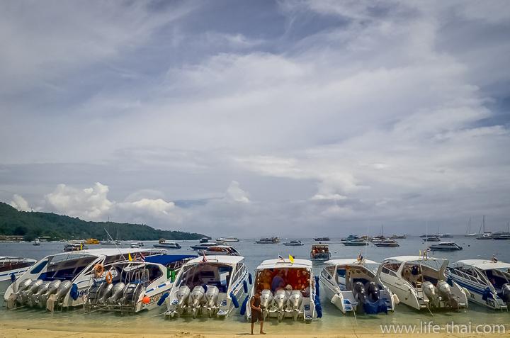 Экскурсия на острова Пхи-пхи