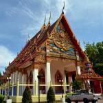 Храмы Пхукета: Wat Mongkol Nimit (Wat Klang)
