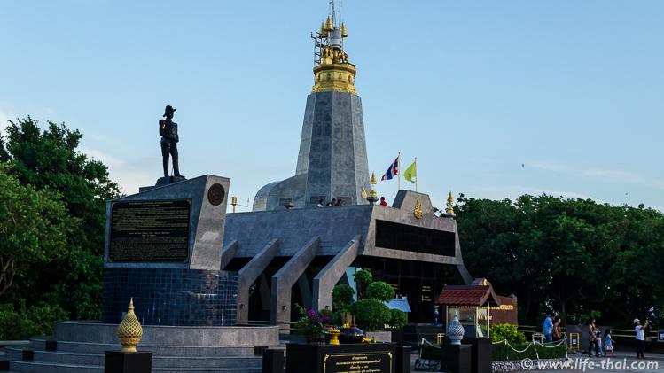 Маяк, Мыс Промтхеп Кейп, Пхукет, Таиланд