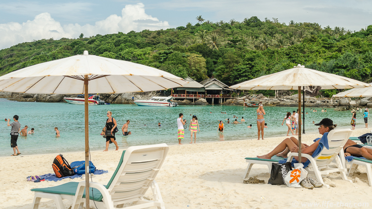 Отзыв об экскурсии на остров Рача в Таиланде