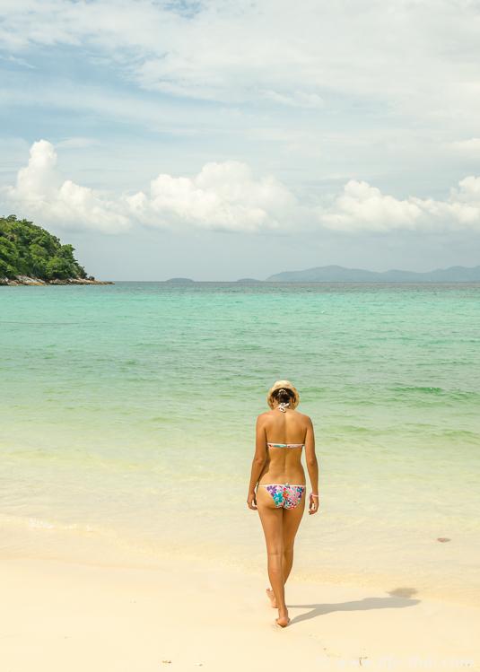 Остров Рача, Таиланд