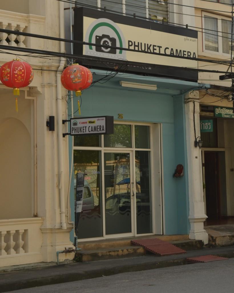 Phuket Camera