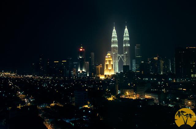 Куала Лумпур, башни Петронас