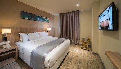 Хороший отель в центре Куала Лумпура с завтраком
