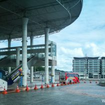 Как добраться в аэропорт Куала ЛУмпура из города
