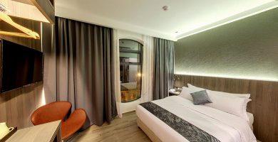 Недорогой отель в центре Куала Лумпура на 2-3 ночи