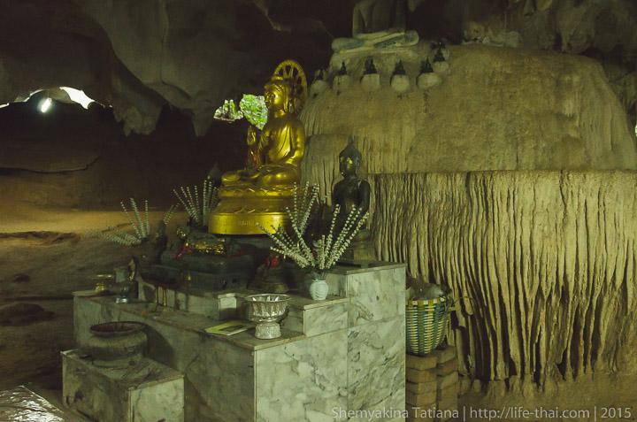 Тигровый храм, Краби