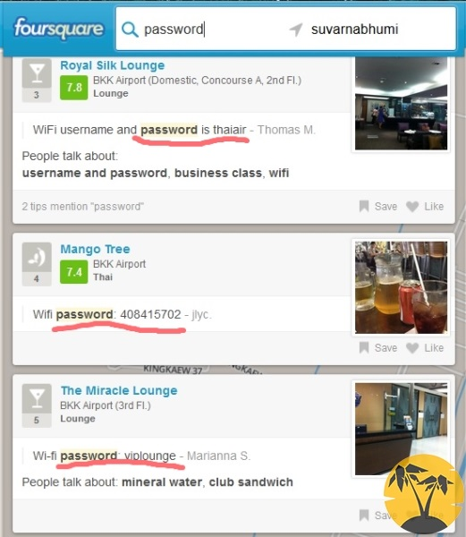how to find password for wi-fi easy