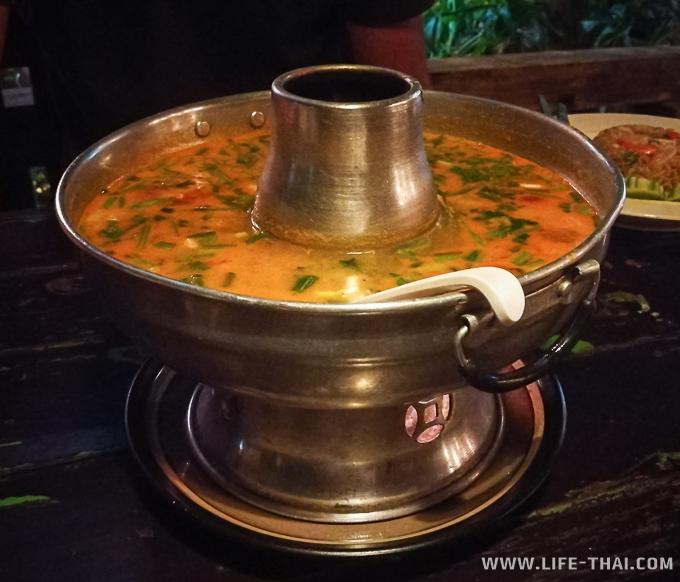 Что попробовать в Таиланде из еды обязательно - суп том ям