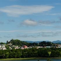 Dalat-panorama