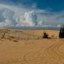 Дюны в МуиНе