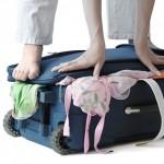 Упаковка багажа: как впихнуть невпихуемое