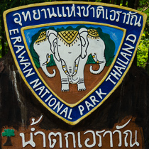 Erawan Nation Park