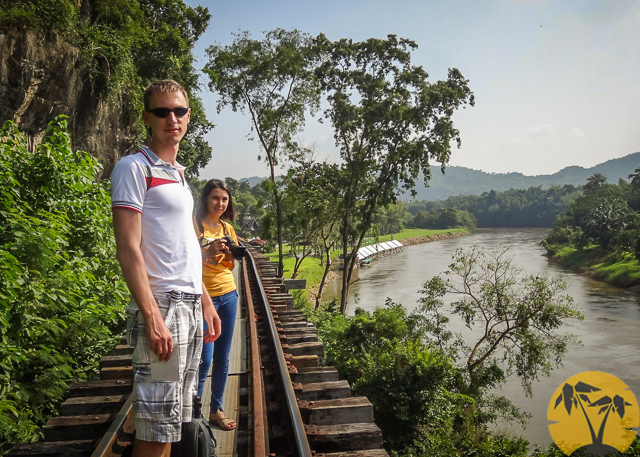 Канчанабури, река Квай