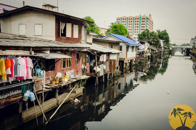 Задворки Бангкока