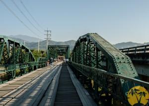Пай, мемориальный мост