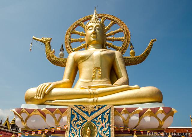 Big Buddha, Samui, Thailand