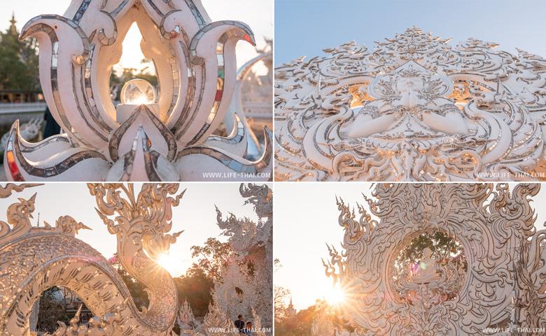 Достопримечательность Чианграя №1 - Белых храм