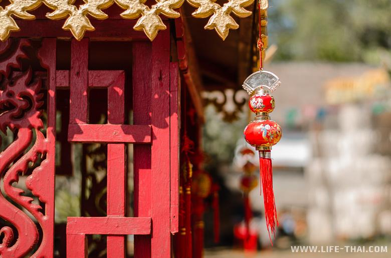Что посмотреть в Пае: китайская деревня