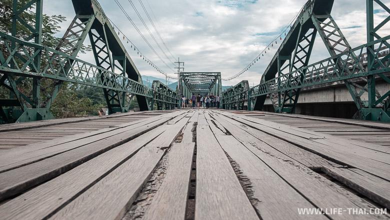 Мемориальный мост в Пае