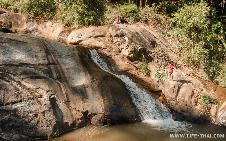 Что посмотреть в Пае: водопады