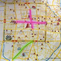 Карта рынков, Чианг Май