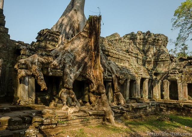 Преах Кхан, Ангкор, Камбоджа