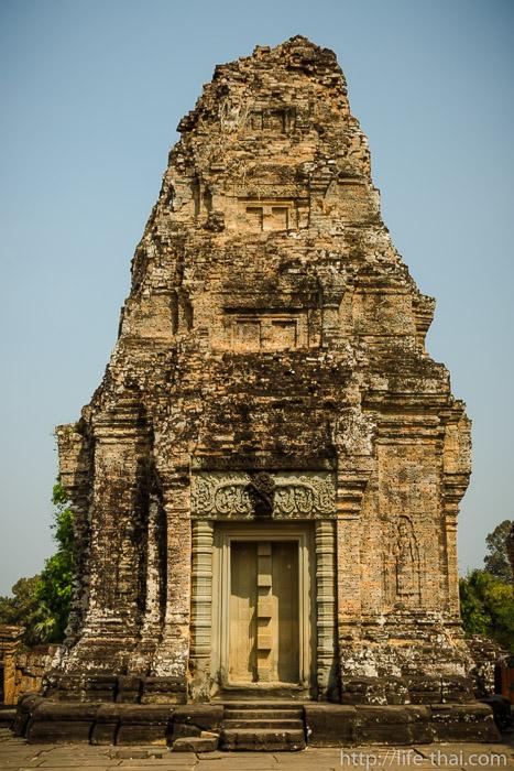 Башня, Ангкор, Камбоджа