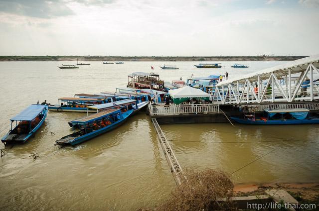 Тонлесап, Камбоджа