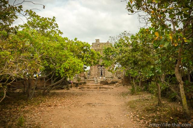 Пхном Краом, Камбоджа
