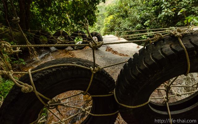 Водопад, Самуи, Таиланд