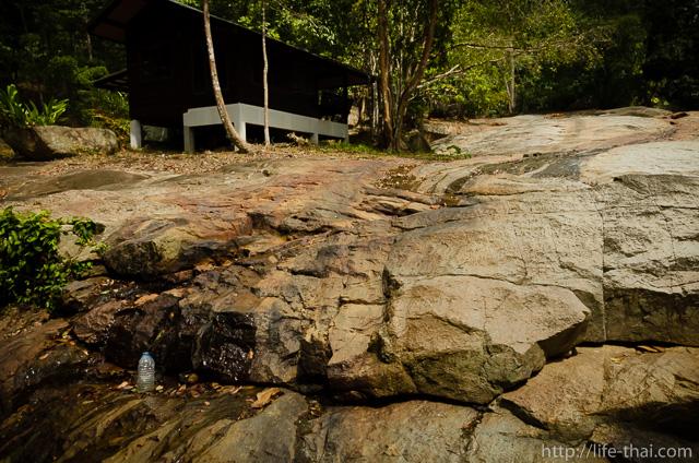 waterfall, Samui, Thailand