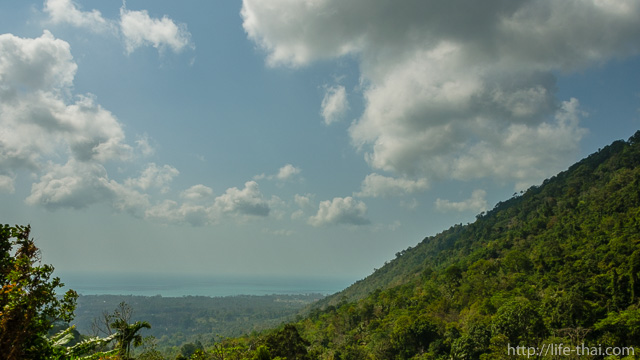 viewpoint, Samui, Thailand