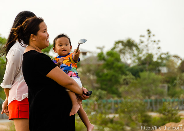 Взлётная полоса, Самуи, Таиланд