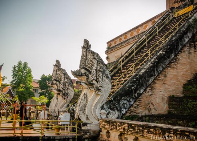 Chedi Luang, Chiang Mai, Thailand