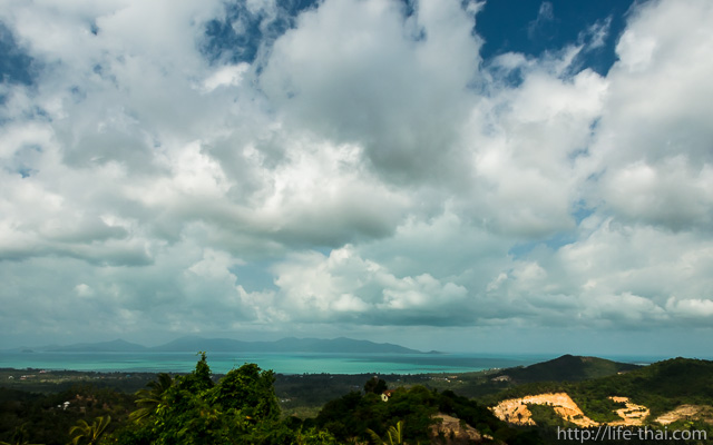 Dragon hill, Samui, Thailand