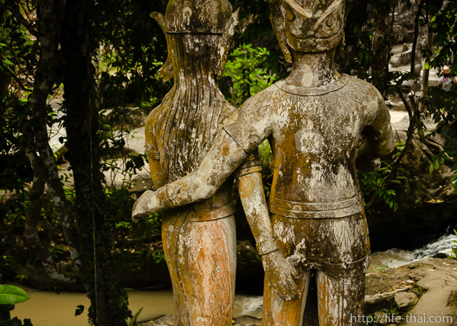 Магический сад, Самуи, Таиланд
