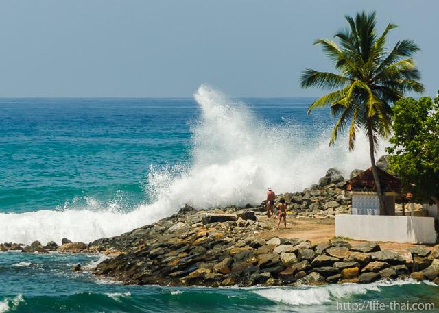 Унаватуна, Шри Ланка