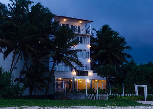 HBR, Sri Lanka