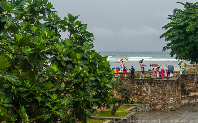 форт Галле, Шри Ланка