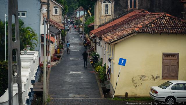 Галле, Шри Ланка