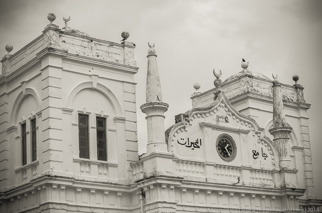 мечеть в форте Галле, Шри Ланка