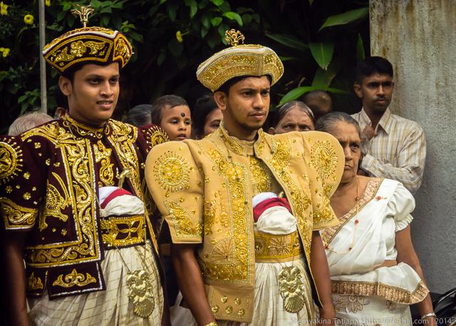Свадьба, Шри Ланка