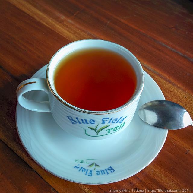 Чай, Шри Ланка