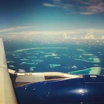Полетели на Мальдивы!