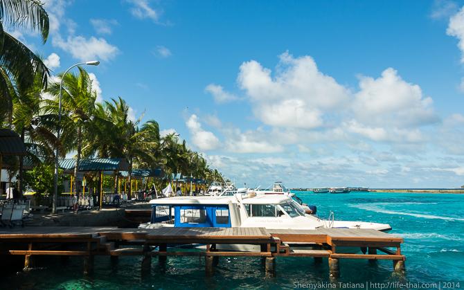 Остров Хулулу, Мальдивы