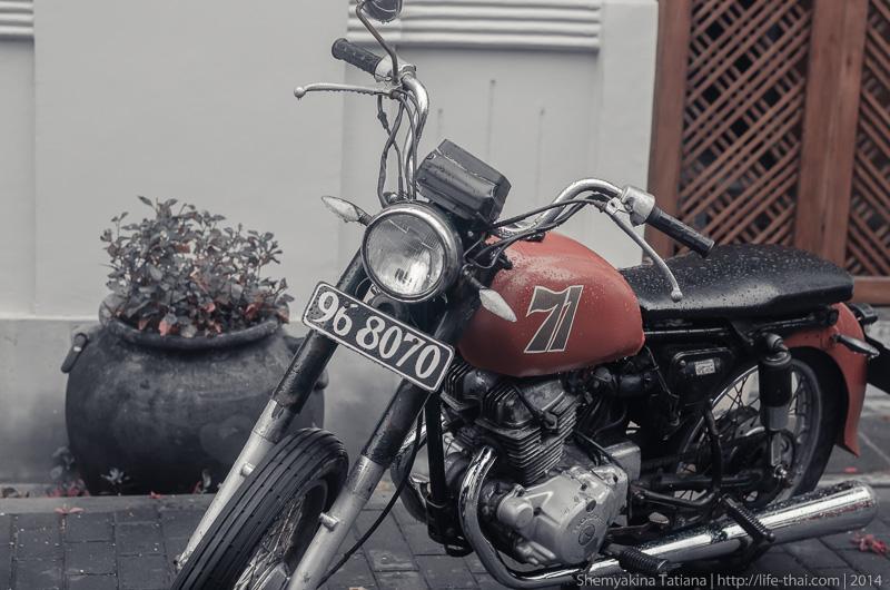 Мотоцикл, Шри Ланка