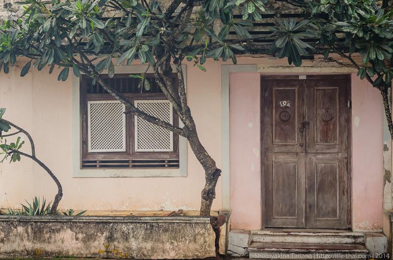 Двери, Шри Ланка