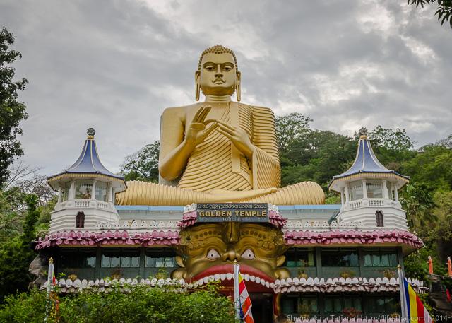 Золотой храм, Дамбулла