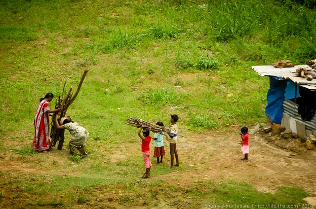 Бедняки, Шри Ланка